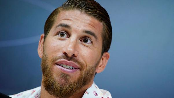 Ramos says he's staying at Real Madrid after China offer