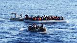 Migranti: Viminale, nave Marina a Genova