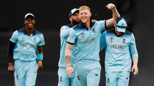 England overwhelm South Africa in World Cup opener