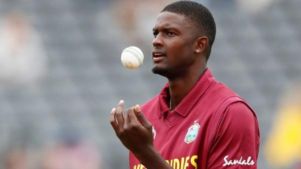 West Indies captain reluctant to jump onto the 500 hype train
