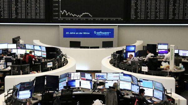 الأسهم الأوروبية تغلق مرتفعة بدعم من مكاسب لشركات الإعلام