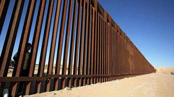 U.S. states, rights groups ask court to block bid to divert $1.5 billion towards Trump's wall