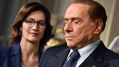 Berlusconi, vado avanti con Fi
