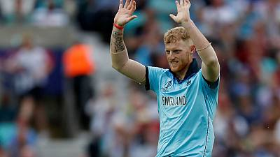 Stokes plays down spectacular catch he got all wrong