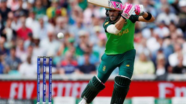 South Africa outplayed but not downbeat - Du Plessis