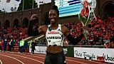 Ligue de diamant: Kendra Harrison rapide malgré le froid sur 100 m haies à Stockholm