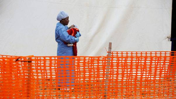 Children under five dying at higher rate in Congo Ebola epidemic - WHO