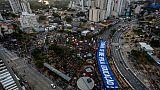 Brésil: nouvelles manifestations d'étudiants contre les coupes budgétaires