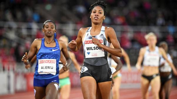 Wilson makes most of Semenya absence to win Diamond League 800m