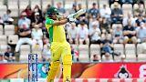 Australia sweat on Warner fitness ahead of opener