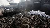 Burning tyres: the murky oil business polluting parts of Asia
