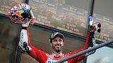 MotoGP: les Ducati chez elles en Italie pour contrer Marquez