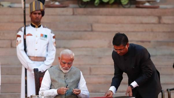 Exclusive: India to see 'big-bang' reforms in Modi's second term, says government think tank