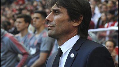 Curva Inter a Conte, noi non siamo Juve