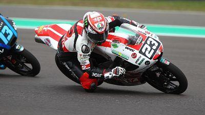 Mugello, Moto3, prime libere a Antonelli