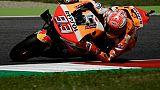 MotoGP: Marc Marquez devant aux premiers essais du Grand Prix d'Italie