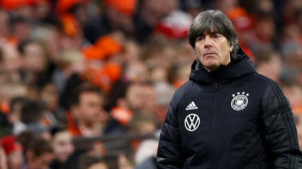 Germany coach Loew in hospital, to miss Euro qualifiers