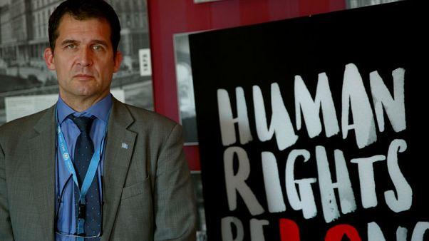 """محقق بالأمم المتحدة: أسانج مؤسس ويكيليكس تعرض """"لتعذيب نفسي"""""""