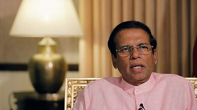Sri Lanka president says undecided whether to run in upcoming poll