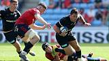 Rugby - Saracens captain Barritt fit to face Exeter in Premiership final