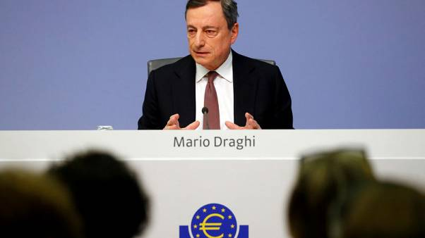 Draghi to put on brave face despite storm clouds brewing