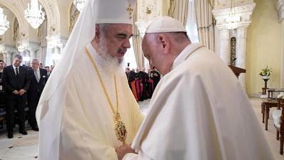Papa, no alla cultura dell'odio