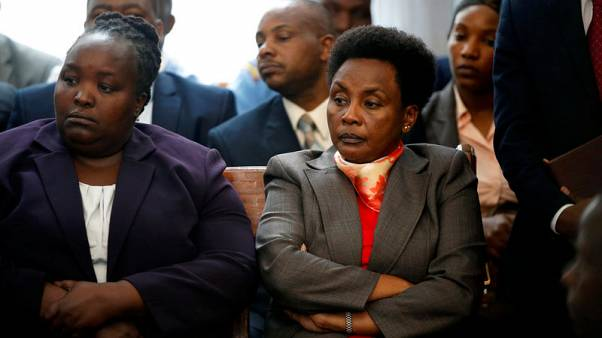 Kenyan court quashes abuse of office charge against top judge