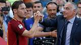 Roma president laments disastrous season but refuses to quit