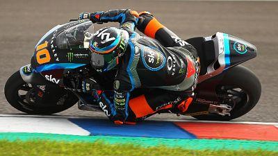 Gp Italia: Marini il più veloce in Moto2