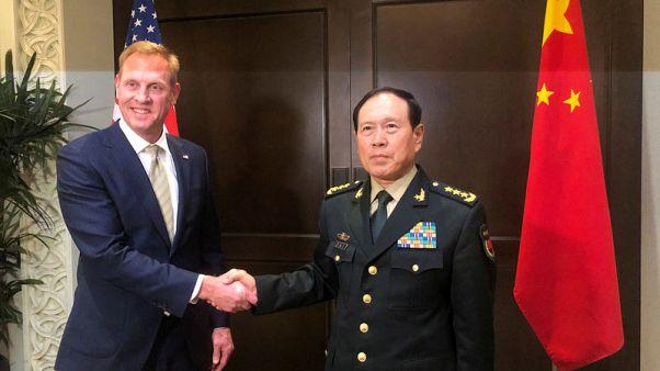 توقعات باشتباك أمريكا والصين في قمة أمنية رغم المحادثات البناءة