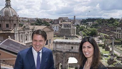 Salva Roma e poteri,incontro Raggi-Conte