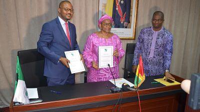 Guinée : la Banque africaine de développement accorde un don de 2 millions de dollars pour étudier la faisabilité d'un projet de construction d'un port en eau profonde