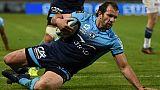 Barrages du Top 14: Montpellier avec Bismarck Du Plessis mais sans Ngandebe à Lyon