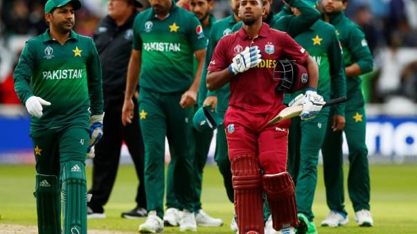 Windies unveil World Cup tactic: When in doubt, bounce them out