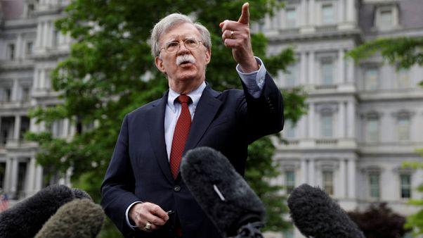 U.S.'s Bolton wants Britain to leave EU - Telegraph