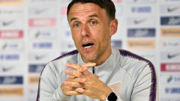 No rules for England's Lionesses ahead of World Cup - Neville
