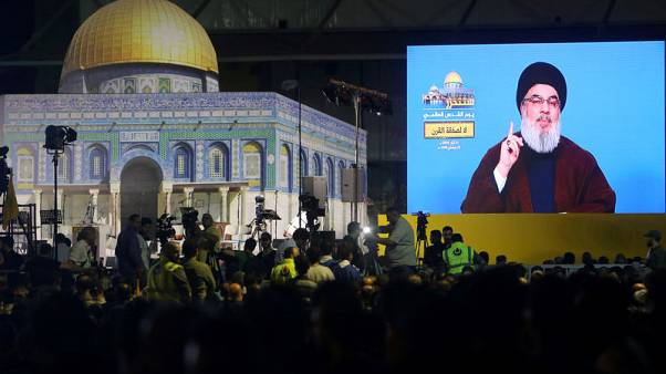 """حزب الله: """"واجبنا ان نواجه صفقة القرن"""" للصراع الفلسطيني الاسرائيلي"""