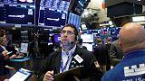 بورصة وول ستريت تغلق منخفضة، وتنهي الشهر على خسائر حادة بفعل  مخاوف التجارة