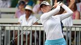 Jessica Korda sets clubhouse pace at U.S. Women's Open