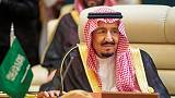 Saudi King Salman says will resolutely confront aggressive threats