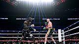Boxe: Wilder va affronter Fury une deuxième fois