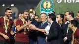 Football: Abandoned final a hefty blow to African football