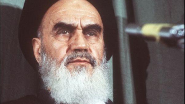 Khomeiny, père de la République islamique d'Iran