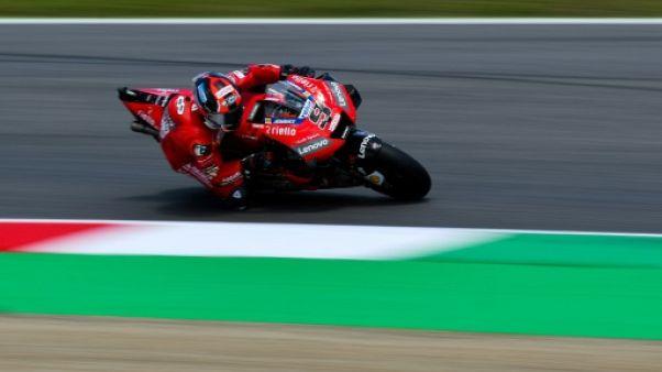 MotoGP: Petrucci (Ducati) le plus rapide aux 3e essais libres du GP d'Italie