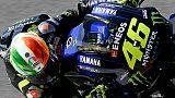 Gp Italia: nuovo casco Rossi è tricolore