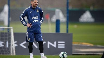Messi, vinco con Argentina e poi smetto