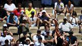 Roland-Garros: Zverev se complique la tâche mais retrouvera Fognini en 8es
