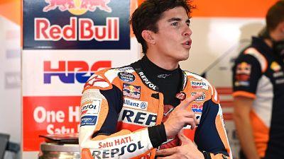 Moto: Italia, Marquez pole e record