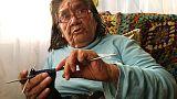 آخر متحدثة بلغة عتيقة في جنوب تشيلي تكافح لحفظها من الاندثار