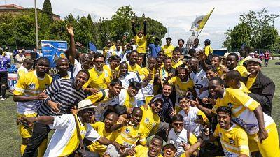 Clericus Cup:ancora trionfo Leoni Africa